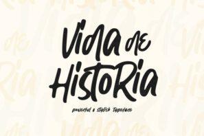 Vida de Historia