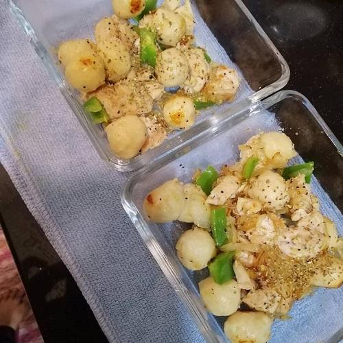 Baked Mac & Chicken Meatball Kurang Cheese Tapi Sedap
