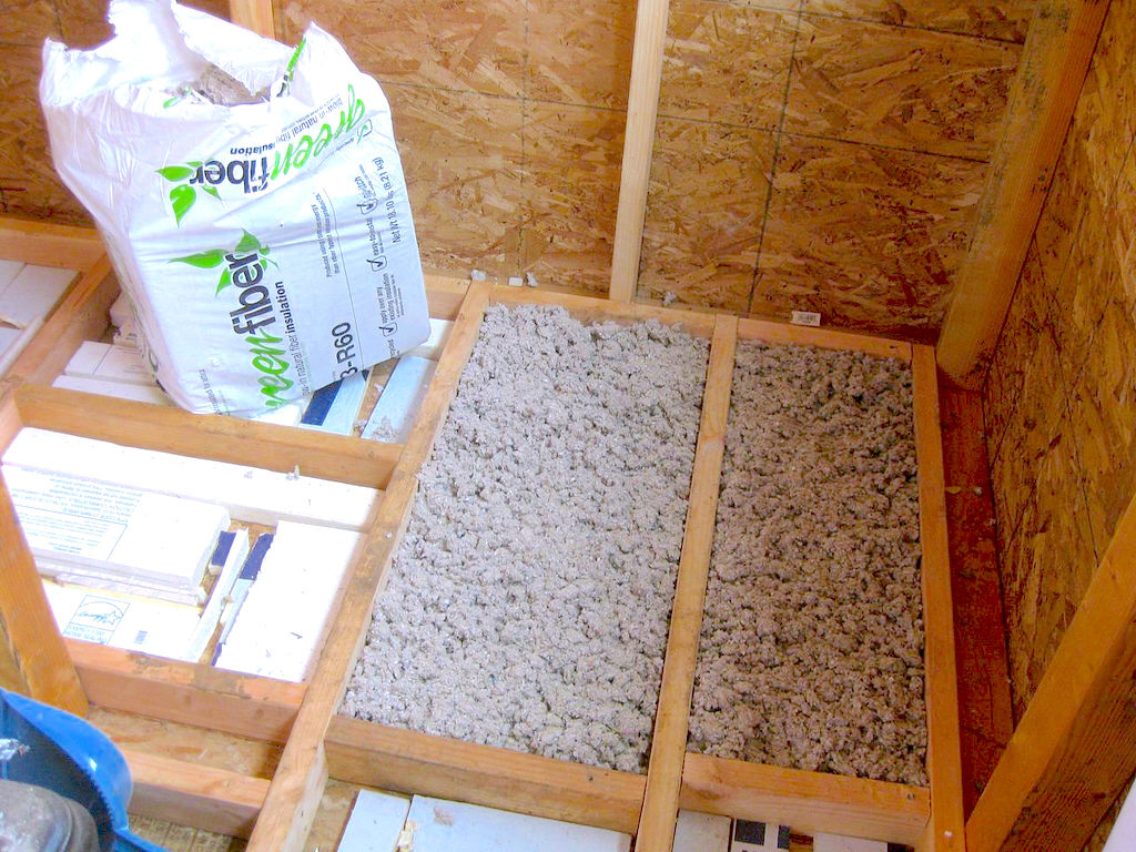 Cellulose Insulation  Increased Pest Control  Garland