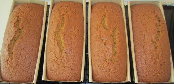 Pumpkin Gingerbread