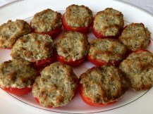 Broiled Tomatoes 2