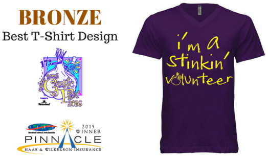 Bronze - Best T-Shirt Design - GF