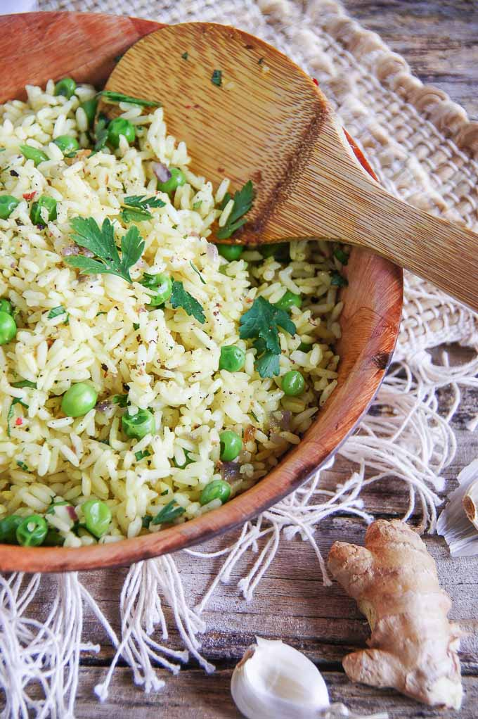 Vietnamese Style Rice