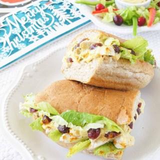CORONATION TURKEY SANDWICH