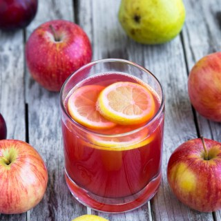 FRESH FRUIT TEA – KOMPOT