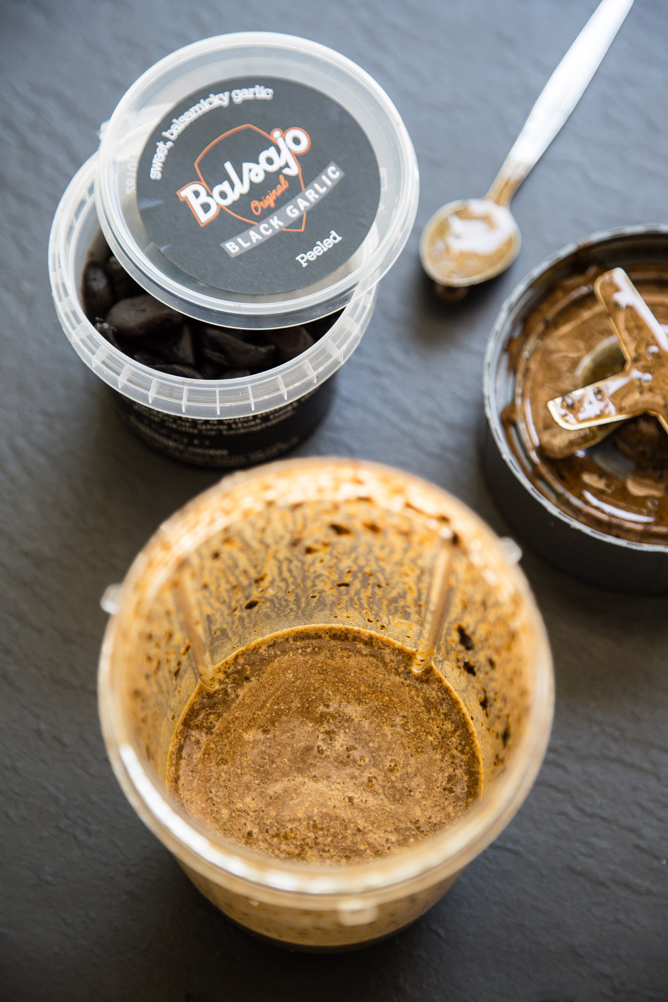 Easy Black Garlic Honey Marinade Sauce Recipe