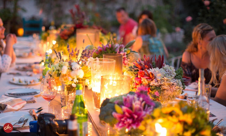 Garlic My Soul  Summer Solstice Garden to Table Feast