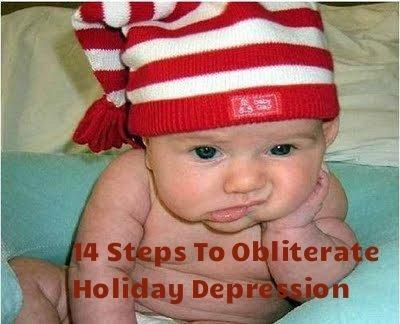End Holiday Depression