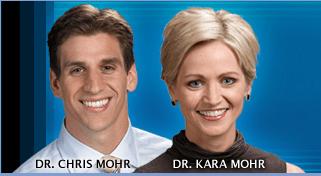 Drs. Chris and Kara Moore