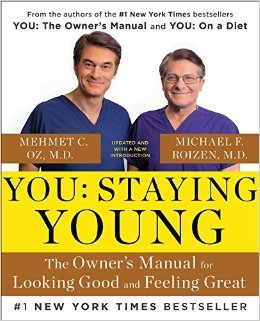 Dr. Roizen and Dr. Oz ways to stay young