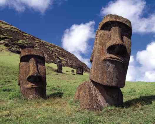 A drug derived from an Easter Island bacterium might extend the life of humans