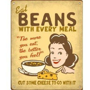 eating beans and peas can save the world