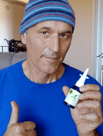 Inhaled Nasal Spray