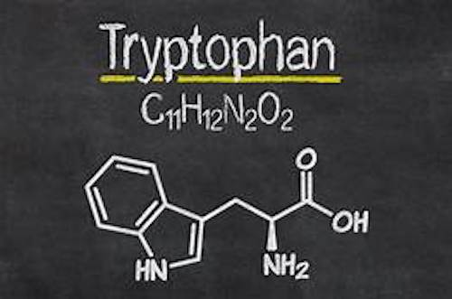 tryptophan deficiency