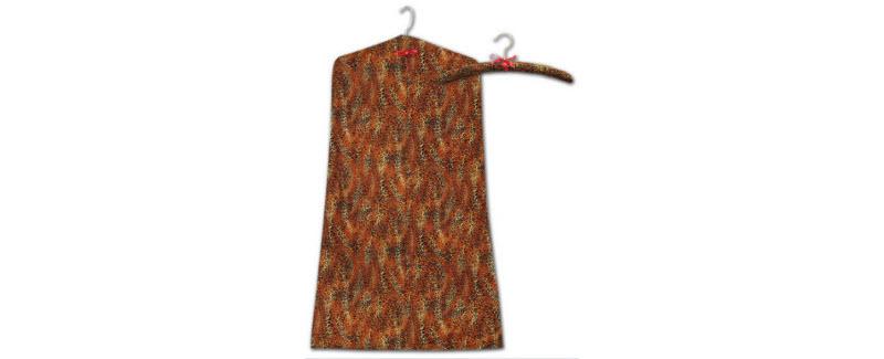 Garment Bag & Hanger Set
