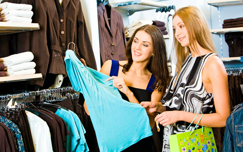 5 TIPS FOR THINKING 'ECO-FRIENDLY' WHEN SPRING WARDROBE SHOPPING