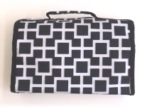 Kate – Travel Cosmetic Bag Set (with Makeup Guard)