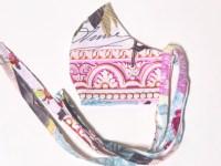 Adult Cloth Face Mask – La Fleur Print