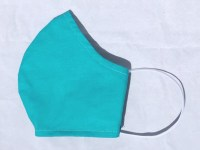 Adult Cloth Face Mask – Turquoise