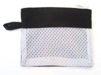 Mask EZ Care Bag ™ – Black Solid (2 Pack)