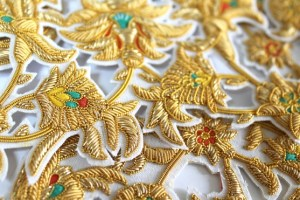 Types of Embroidery used in Garments