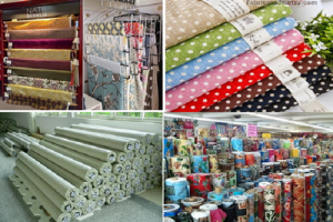 Types of fabric package used in apparel industry