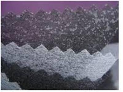 Polypropylene coated interlining
