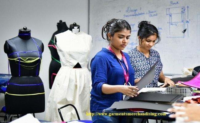 Great future in garment merchandising