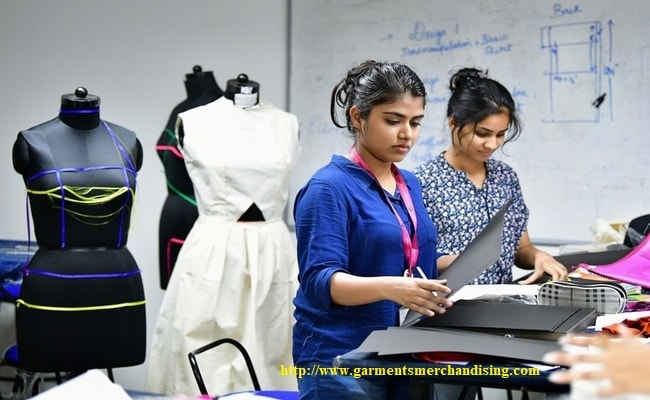 Great future in garment merchandising