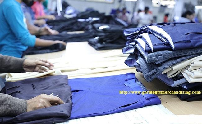 Sampling method followed in apparel industry