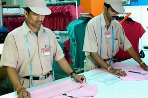 Sampling method followed in garment industry