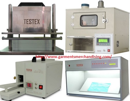 Different color fastness tests in Textile