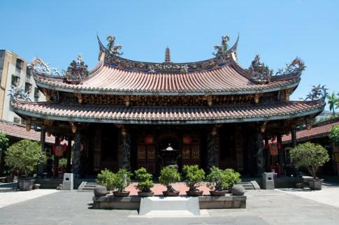Dalongdong Baoan Tempelet