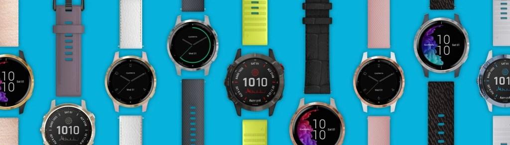 garmin activity tracker watch