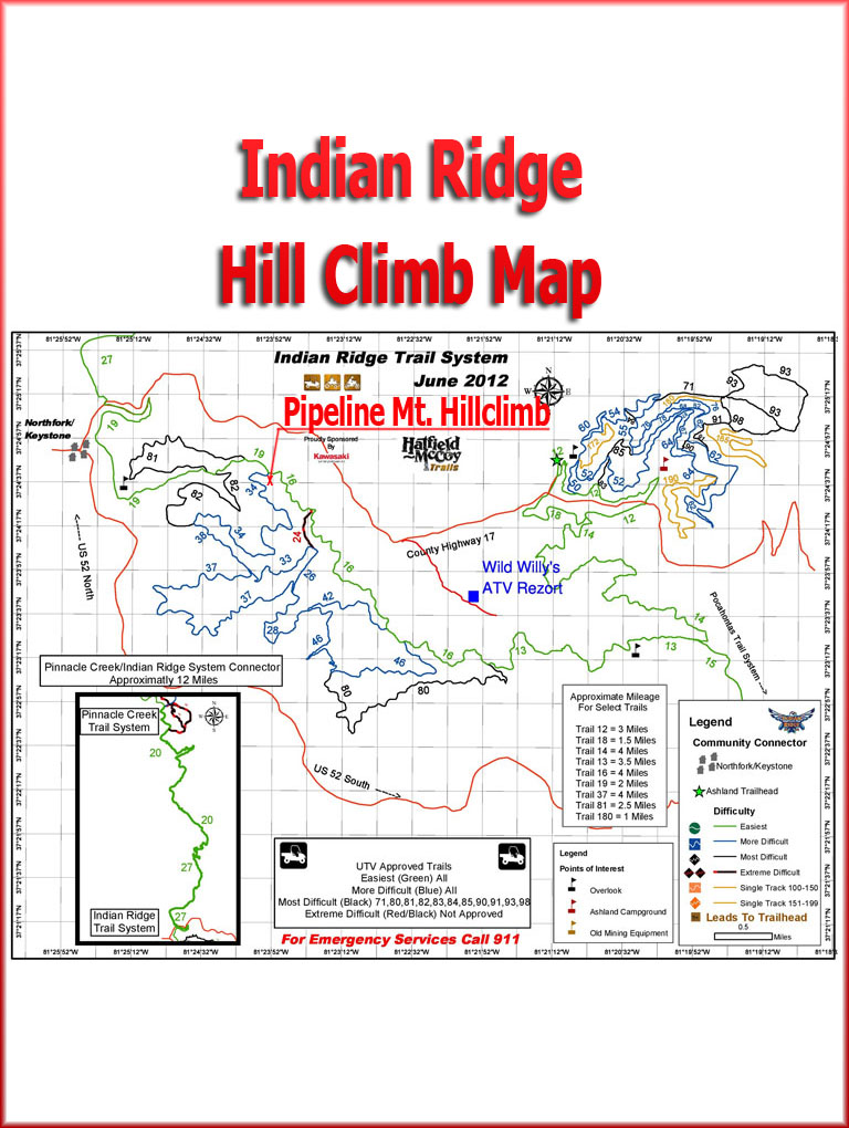 Devil Anse Trail Map : devil, trail, Hatfield, Mccoy, Trail, Download, Maping, Resources