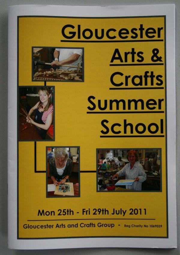 Gloucester Arts & Crafts Summer School Jackie Garner'