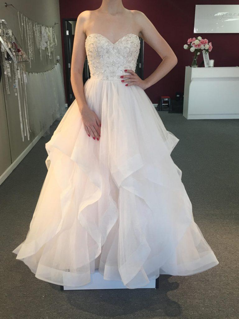 999 wedding dress sale