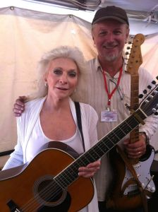 Garnet Rogers with Judy Collins