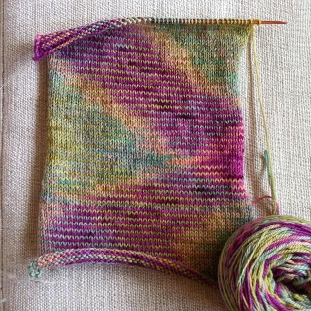 Argyle-tern / Argyle pattern