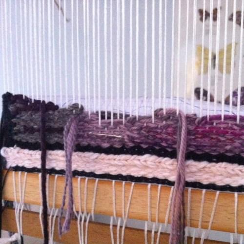 """Begyndelsen på min """"Tapestry Diary"""""""