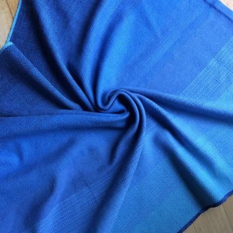 Blå vikle. 280 gram/m2