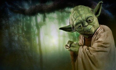 """Master Yoda"""
