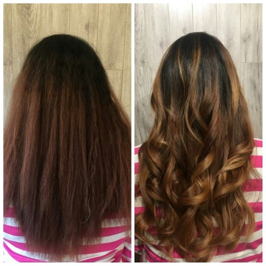 Balayage Hand Painting - Garnish Hair Studio