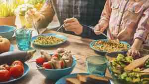 Garnished Plate Meal Plan