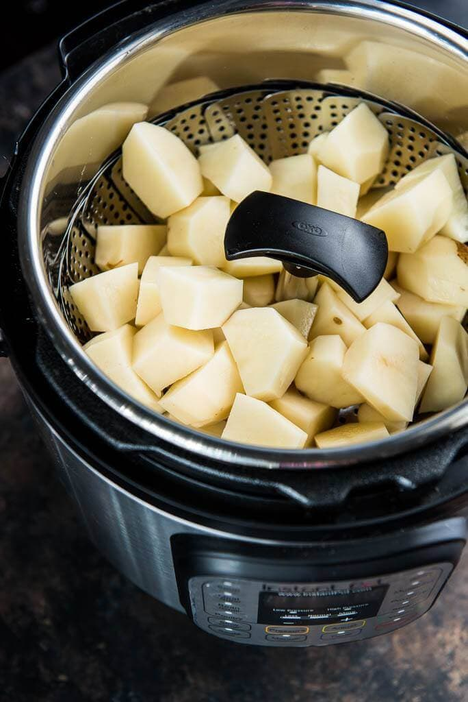 Instant Pot Mashed Potatoes Slow Cooker Gourmet