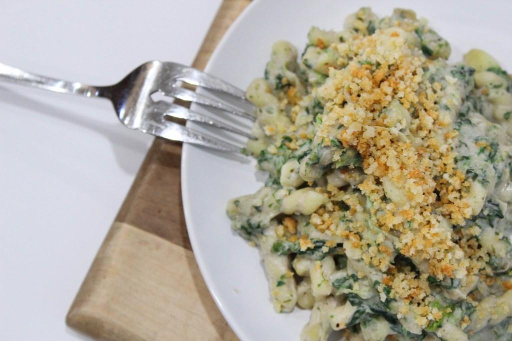 Mac Attack Series | Spinach Artichoke Mac