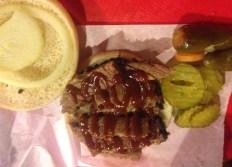 Iron Works BBQ - Sliced Beef Sandwich