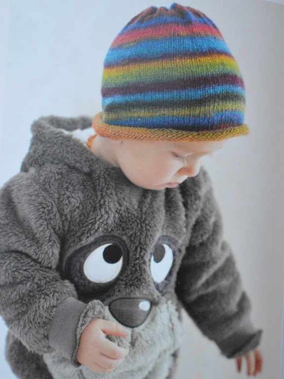 Fatto a Mano 206 dansk text LangYarns baby barndesign Mille Colori baby