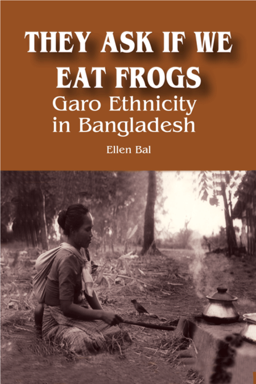 They Ask If We Eat Frogs by Ellen Bal