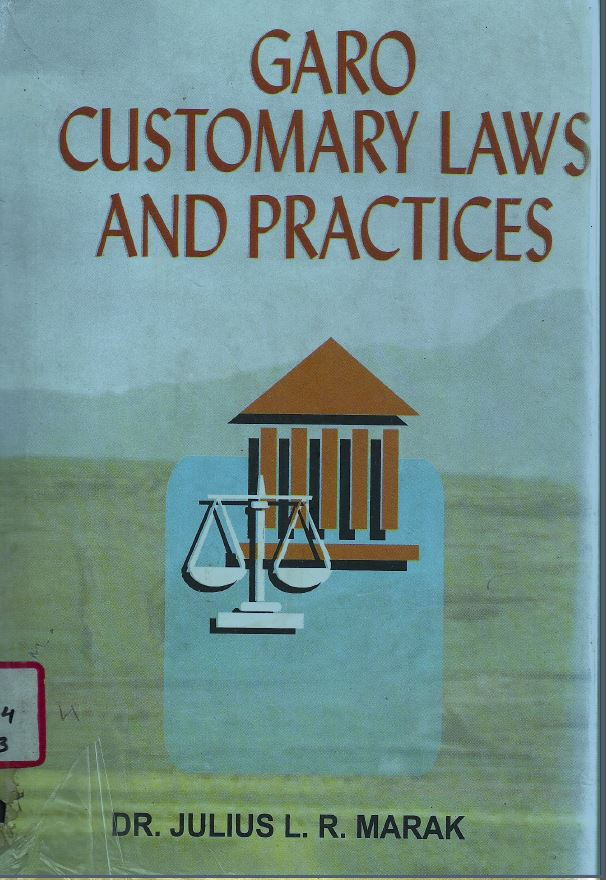 Garo Customary Laws and Practices
